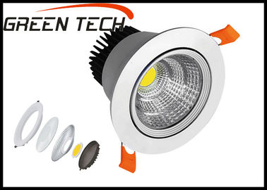 China 15 Watt Dimmable LED Downlights, 3 Zoll IP44 Innen-LED rundes Downligt distributeur